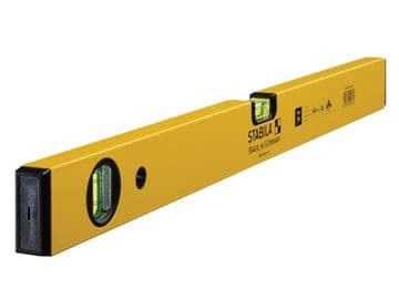 70-60 Single Plumb Spirit Level 2 Vial 60cm